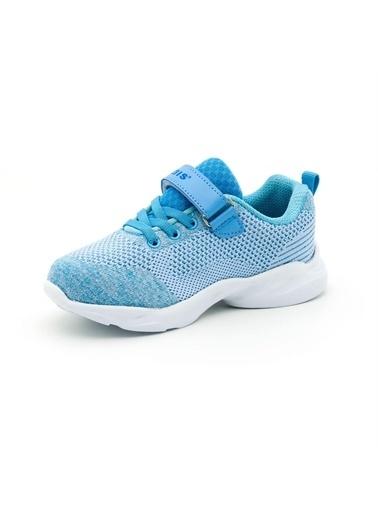 Noxis Noxis Easy Mavi Günlük Kız Çocuk Yürüyüş ve Spor Ayakkabısı Mavi